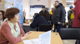 Уровень регистрируемой безработицы в Жуковском составил 0,23%