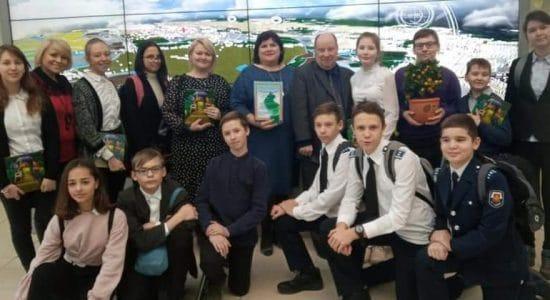 Управление образования г.о. Жуковский наградили за лучшее администрирование программы «Школа утилизации: электроника»