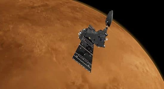 В ЦАГИ исследуют движение космического корабля в атмосфере Марса