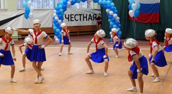 В Жуковском состоялся фестиваль аэробики «Зимняя фантазия»