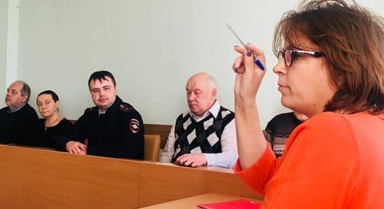 В Жуковском обсудили обеспечение безопасности организованных групп детей автобусами