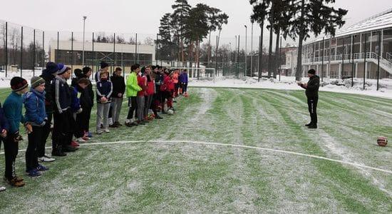 Стали известны итоги турнира по футболу среди дворовых команд