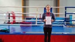 Жуковчанка стала серебряным призером Чемпионата Московской области по легкой атлетике