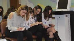 Юные жуковчане прошли тестирование на знание родного города
