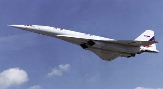 Памятник самолету Ту-144 планируют установить в Жуковском до конца лета