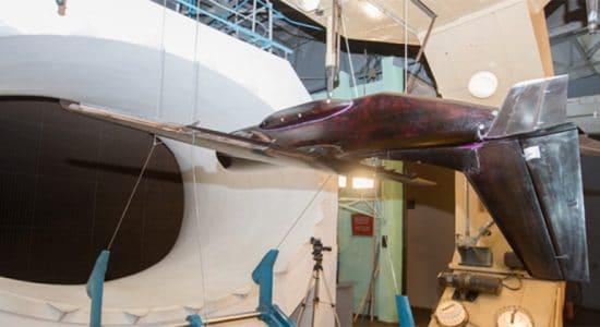 ЦАГИ исследует легкий конвертируемый самолет с модифицированным хвостовым оперением