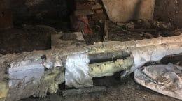 Проверка Госжилинспекции заставила привести в нормативное состояние подвал жилого дома в Жуковском