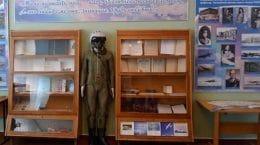 В Жуковском открылась школьная выставка, посвященная памяти конструктора Мясищева