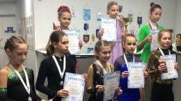 Юные фигуристки из Жуковского показали отличные результаты на двух турнирах