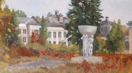 В жуковском «5 Доме» открылась юбилейная выставка художника Владимира Гуторкина