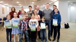 В Открытом Кубке Москвы по игре Го призовые места завоевали жуковчане