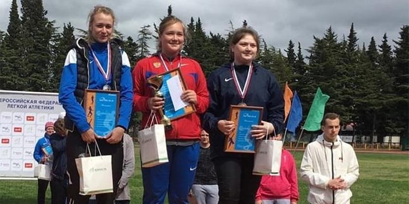 Два жуковских спортсмена стали призерами Всероссийского соревнования в Адлере