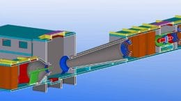 В ЦАГИ разработали проект малошумной аэроакустической трубы