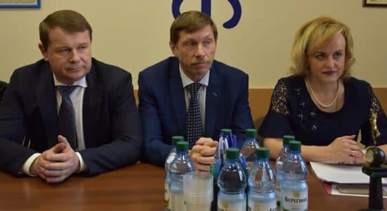 В Жуковской торгово-промышленной палате провели встречу с предпринимателями