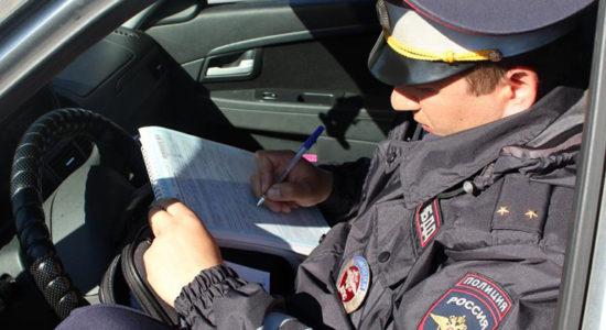 """В ходе рейда """"Детское кресло"""" госавтоинспекторы выявили четырех водителей нарушителей"""