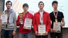 Команда из Жуковского показала блестящие результаты Первенстве Европы в интеллектуальной игре го