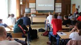 В Жуковском техникуме провели мероприятие «Твой выбор»