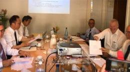 Делегация НИЦ «Институт имени Н.Е. Жуковского» подвела итоги работы на авиасалоне в Ле Бурже