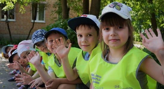 Госавтоинспекторы в Жуковском провели квест-игру «Лето с дорожной азбукой»