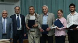 В ЦАГИ наградили лауреатов конкурса на лучшие научно-исследовательские работы