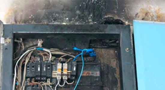Выясняются причины произошедшего пожара в общежитии на улице Мичурина в Жуковском