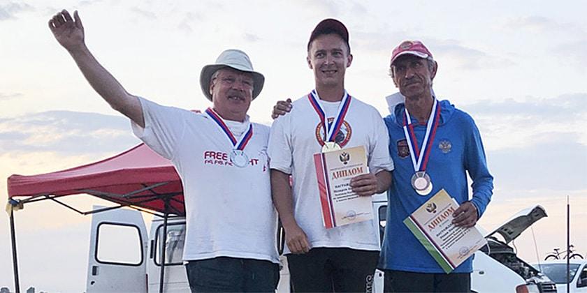 Спортсмен из ЦАГИ завоевал первое место на чемпионате России по авиамодельному спорту