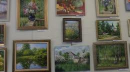 Ежегодная выставка «Дачный сезон» продлится в галерее «5 Дом» до 7 сентября