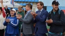 Участники открытого парафестиваля в Жуковском смогли подняться в небо