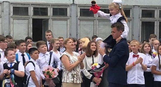 В Жуковском более тысячи малышей стали первоклассниками