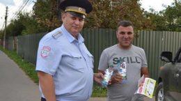 В Жуковском госавтоинспекторы провели профилактическое мероприятие в садовом товариществе