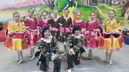 Юные танцоры из Жуковского заняли три призовых места в конкурсе «Хрустальный башмачок — дети» в Луховцах