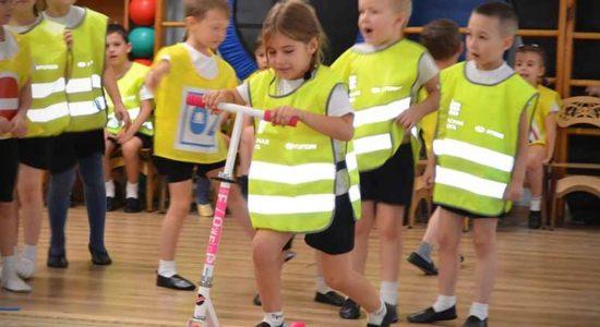 В Жуковском стартовал социально-образовательный проект «Безопасная дорога»