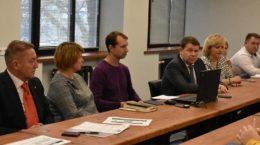 Предпринимателям рассказали об инвестиционных проектах, реализуемых в Жуковском