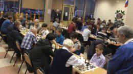 Жуковский клуб «Двойной шах» почтил память своего основателя Валерия Коновалова