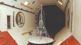 В Жуковском успешно провели испытания нового колеса обозрения в аэродинамической трубе ЦАГИ
