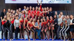"""Жуковская команда гимнасток """"Виктория"""" стала обладателем Кубка мира"""