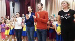 """В Жуковском хореографическая студия """"Фантазия"""" отметила 33-летие в школе № 10"""