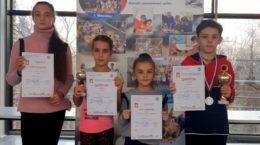 Жуковчане успешно выступили на детском фестивале игры го