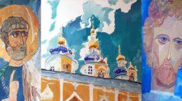"""В Жуковском открылась выставка картин под названием """"Будьте, как дети"""""""
