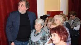 Никита Высоцкий посетил Жуковский в рамках областной программы «Активное долголетие»