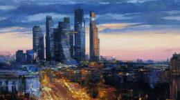 В Жуковском открылась выставка московских художников