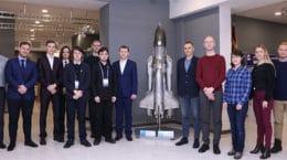 Молодые специалисты авиационной отрасли познакомились с экспериментальной базой ЦАГИ