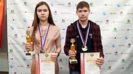 Жуковчане стали призерами чемпионата России по парному Го в Санкт-Петербурге