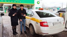 Автоинспекторы провели на АЗС в Жуковском акцию