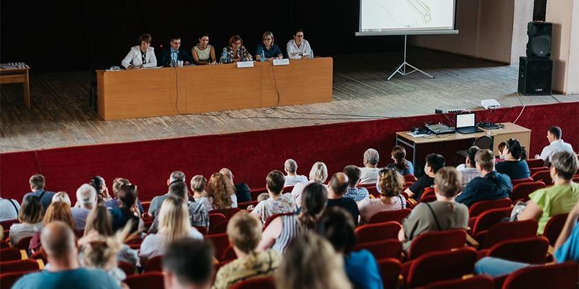 Состоялась жеребьевка 34 участков для многодетных семей из Жуковского