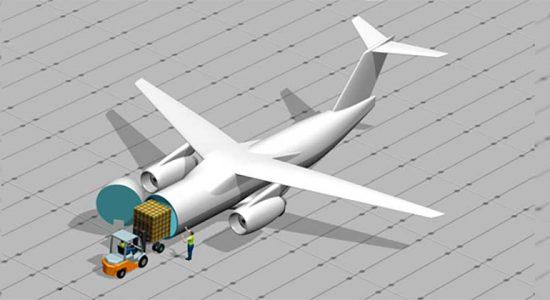 В Жуковском разрабатывают концепцию беспилотного грузового самолета