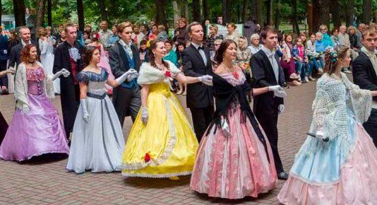 На сцене городского парка в Жуковском состоится исторический бал