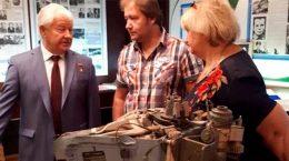 СМИ рассказали об уникальных артефактах школьного музея в Жуковском