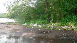 Администрация города заинтересовалась сбросами сточных вод в Москва-реку и реку Быковка