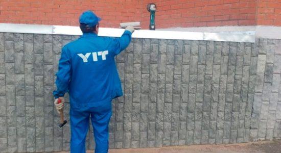Госжилинспекция обязала УК восстановить цоколь дома по требованию жителей Жуковского